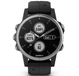 diferencias garmin fenix 5s plus