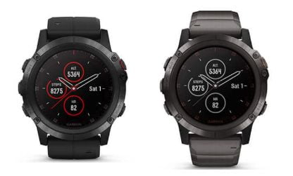 Review garmin fenix 5x plus opiniones