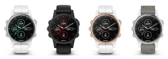 Analisis garmin fenix 5s plus review