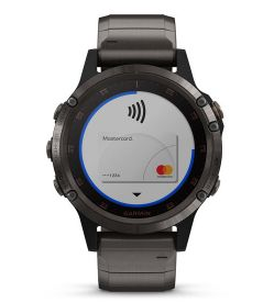 garmin fenix 5 music
