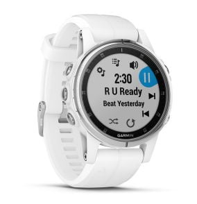 garmin fenix 5 plus con musica bluetooth