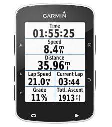 ordenador garmin edge 520 para bicicletas