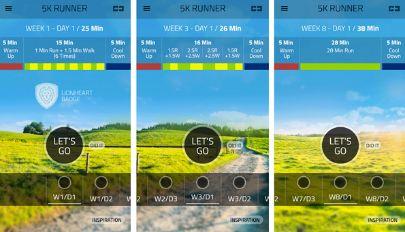 app 5k para correr
