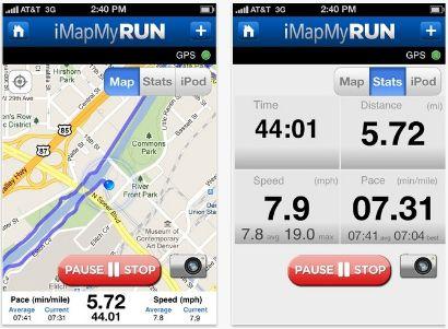 app para corredores