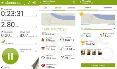 endomondo aplicacion para runners