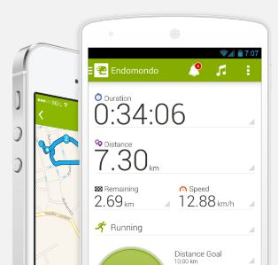 endomondo app para correr