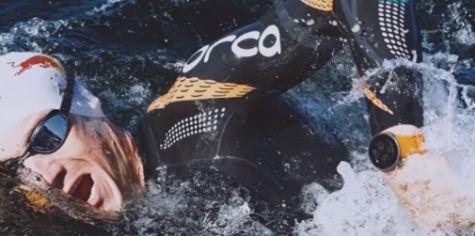 pulsomero para natacion polar