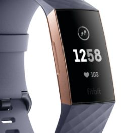 fitbit charge 3 smartband