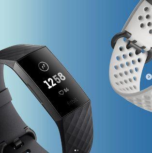 pulsera para entrenar fitbit charge 3