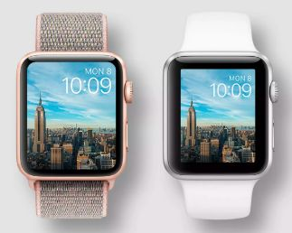 Apple watch 4 pantalla