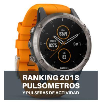 Pulsómetros deportivos ranking