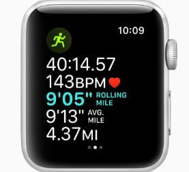 apple watch series 4 para deporte