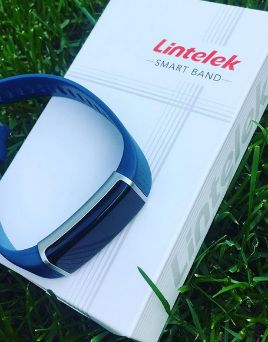 pulsera de fitness lintelek hd 130 plus color hd
