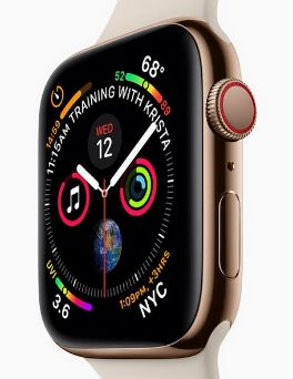 pulsometro apple watch series 4