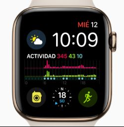 reloj deportivo apple watch series 4