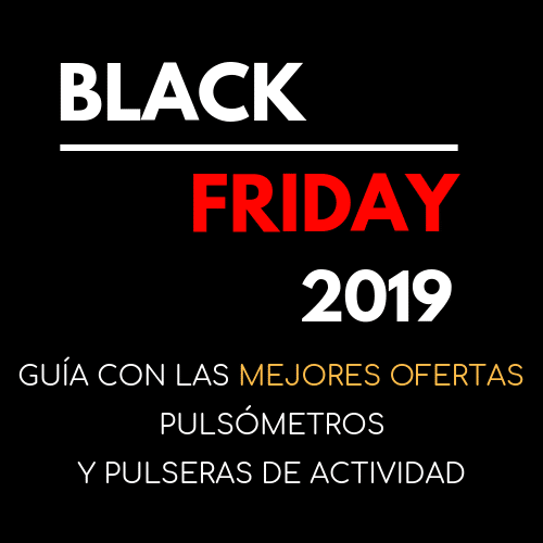 Black Friday 2018 ® Pulsómetros en Amazon con Ofertas PSB