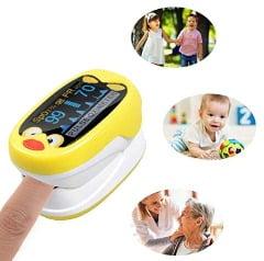 medidor de oxigeno para niños y bebes