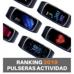 Comparador Pulseras Actividad 2019