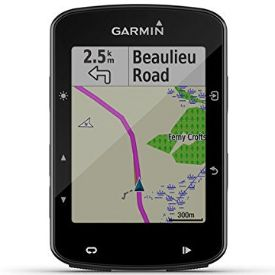 Mapas en Garmin Edge 520 Plus
