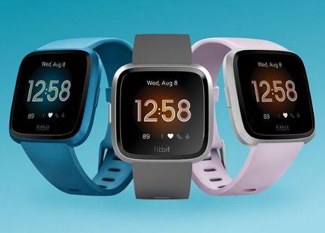 Reloj pulsómetro Fitbit Versa lite