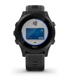 garmin pay en el forerunner 945