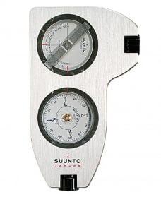 gradiómetro con brújula