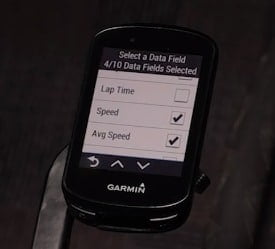 garmin edge 830 como se usa