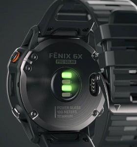control pulsaciones garmin fenix 6