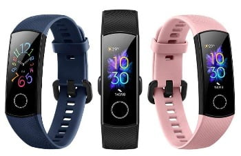 colores smartband honor band 5