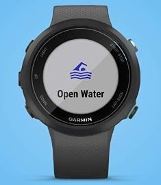 garmin swim natacion en el mar