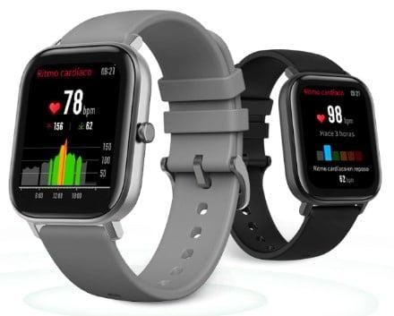 smartwatch barato amazfit gts