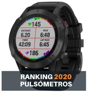 Ranking pulsómetros 2020