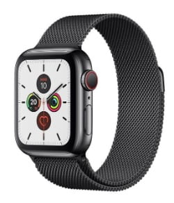 como es el apple watch series 5