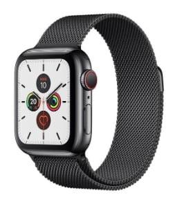 como es el apple watch series 5