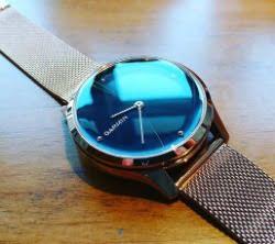 reloj smartwatch garmin vivomove luxe