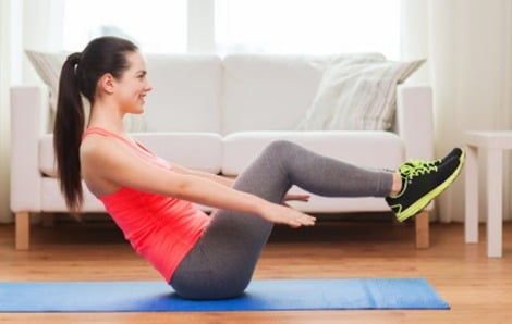 hacer ejercicio en casa rutina
