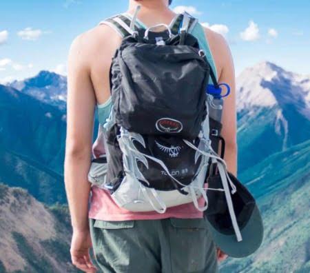 mochilas para hacer deporte