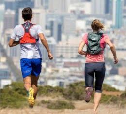 mochila para correr