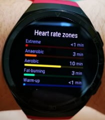 control frecuencia cardáica reloj huawei watch gt 2e