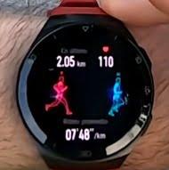 huawei watch gt para correr