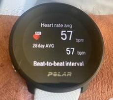 pulsometro polar unite