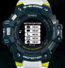 pulsómetro casio g-shock