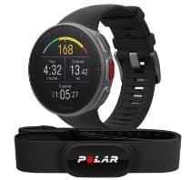 reloj polar con banda frecuancia cardíaca en oferta