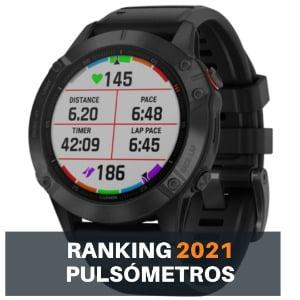 ranking 2021 comparador pulsómetros
