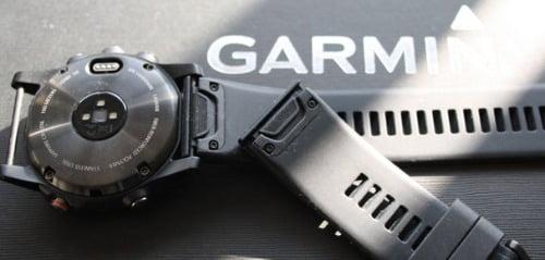 pulsómetro garmin fénix 7