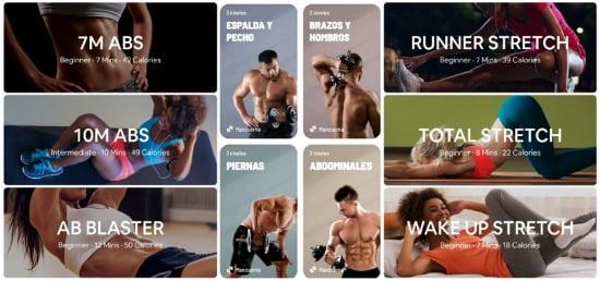 mejores apps para ejercicio en casa