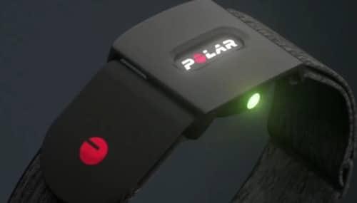 sensor optico de pulso polar verity sense