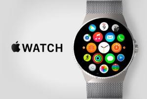reloj apple watch redondo