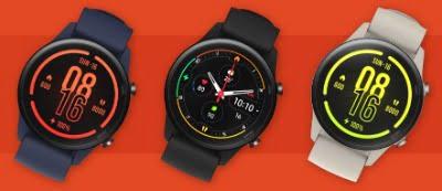 diseño reloj xiaomi mi watch
