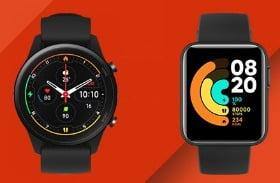 comparativa relojes xiaomi mi watch